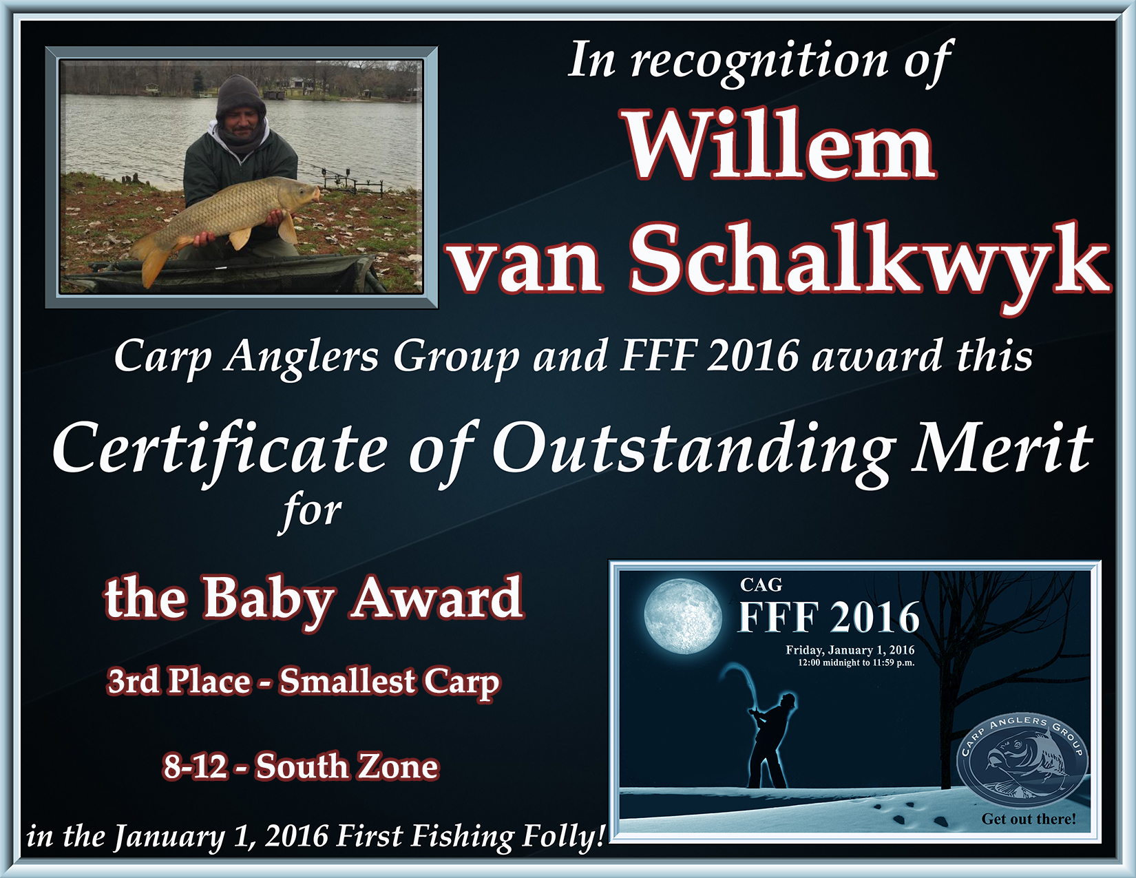 fff2016 cert baby willem 3rd south