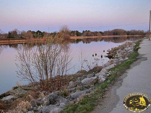Twin River - Vets' Park - Two Rivers, WI - Dr. Frank Rink