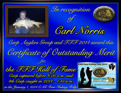 FFF Hall of Fame C. Norris 4th