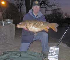 25-0 common - TOKS Big 4 - Winter 2012/13 - Chicago River - Roscoe Swim - Chicago, IL - 12/13/12 - Dr. Frank Rink