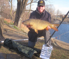 22-11 common - TOKS Big 4 - Winter 2012/13 - Chicago River - Roscoe Swim - Chicago, IL - 12/13/12 - Dr. Frank Rink