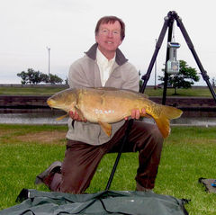 18+ mirror - 2012 CAG Fish-in - Rowing Lagoon - Chicago, IL - Dr. Frank Rink