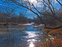 DuPage River - Washington and Weber - Bolingbrook, IL - Dr. Frank Rink