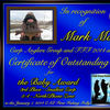 Mark Maher - FFF 2014 Baby Award - Small Fish - North Zone - 3rd