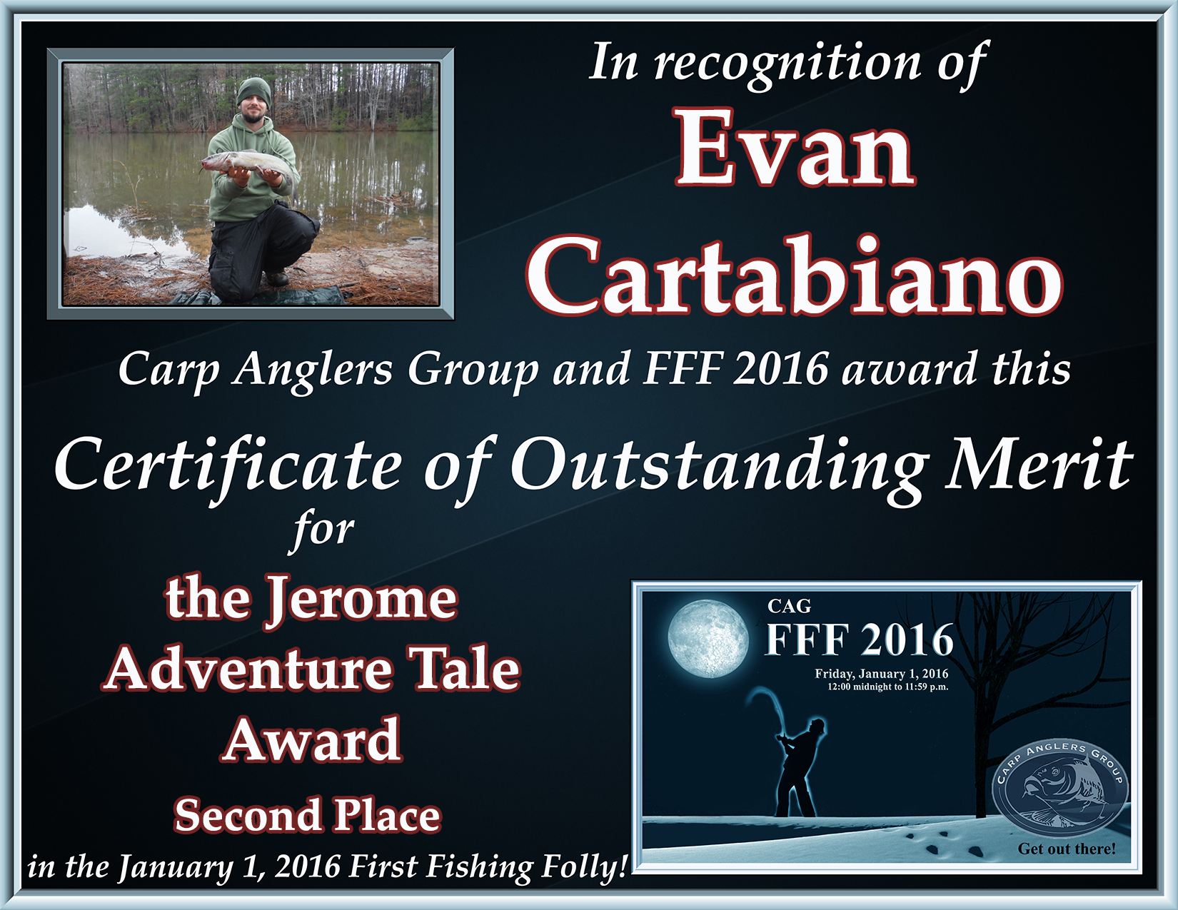 fff2016 cert jerome evan 2nd