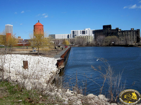 Menomenee River/Canal - Harley Museum - Milwaukee, WI - Dr. Frank Rink