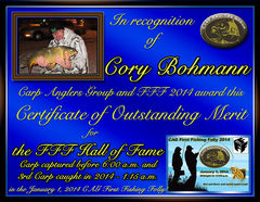 FFF Hall of Fame C. Bohmann 3rd