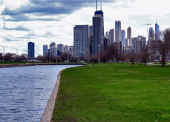 Lincoln Park Rowing Lagoon - Chicago, IL - Dr. Frank Rink