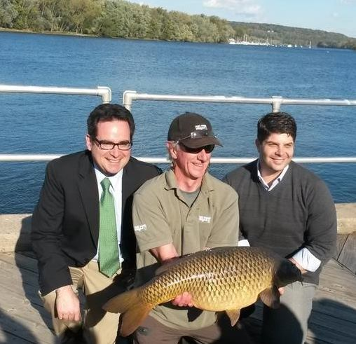 Connecticut Helps Protect Trophy Carp!